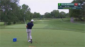 高球/PGA小將大翻身!森川柯林三度延長奪冠