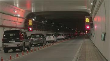 全球之最! 喜馬偕爾邦隧道 長達9.02公里