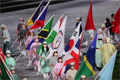 東奧/閉幕典禮進場順序曝光!台灣隊一樣「T」開頭排泰國、韓國後面