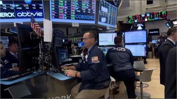 美股開盤5分鐘突破25000點 再創歷史新高