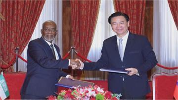 台駐索馬利蘭代表處掛牌 索國網友:歡迎台灣