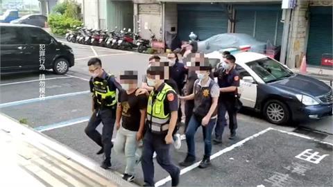 新北五股傳槍響 警方獲報迅速出動逮人