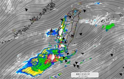 好天氣快沒了!第3波梅雨鋒面下週報到 彭啟明:又是另外一個情境