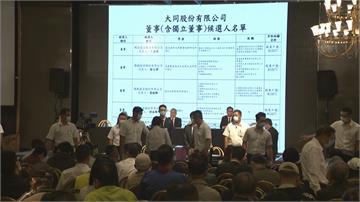 百年大同變天!市場派拿下7席董事 最強媳婦林郭文艷守不住經營權