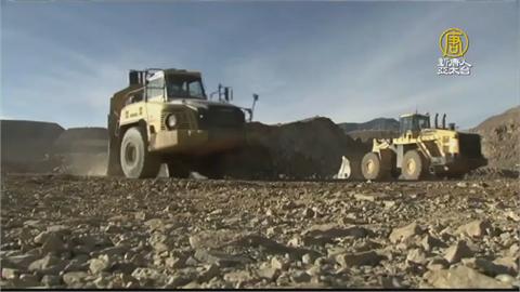 中國貿易制裁西方獲反效果 鐵礦砂大漲稀土反跌