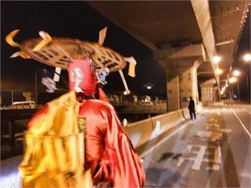 彰化和美鎮23日晚這時段「送肉粽」儀式 路線圖公布:生人迴避!