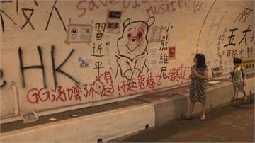70歲老翁撕毀成大連儂牆字條 依毀損罪送偵辦