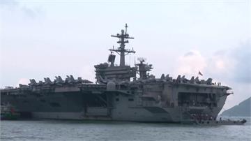 美國羅斯福號航母驚傳逾20人確診!全艦接受檢測