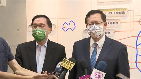 快新聞/陳水扁追問2024會變候選人? 鄭文燦妙答回應了