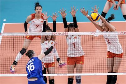 中國女排提前出局 衛冕不成還創奧運最差戰績