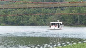 好急啊!新竹峨眉湖風景區觀光夯 遊客等船內急卻遍尋不著公廁