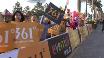 金門馬拉松週末登場 近2萬民眾共襄盛舉