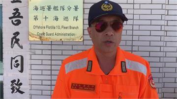 中國漁船又撈過界了! 南竿海巡上船逮3人「無攜違禁品」