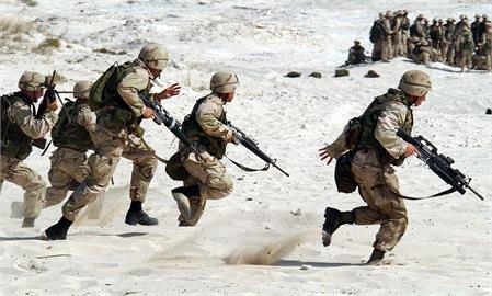 疫情衝擊經濟 全球2020年軍事支出反增2.6%