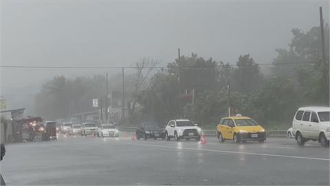 快新聞/圓規颱風影響!6處省道路段預警性封閉 2路段落石坍方受阻