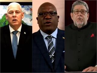 快新聞/加勒比海「三聖」挺颱 聯大總辯論:台灣不該缺席