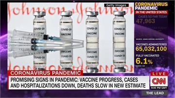 單劑效力66% 美FDA證實嬌生疫苗安全有效