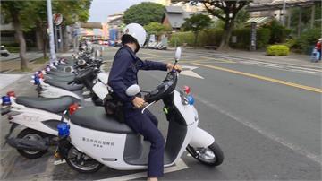 停車格變警用機車格 西門町派出所和民搶位?