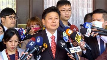 LIVE/炒作凱聚案判刑2年10月 傅崐萁召開記者會說明