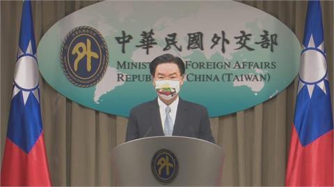 藍委批立陶宛代表處用「Taiwanese」是降格?劉仕傑:外行