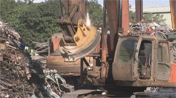 回收廠老闆壓毀瓦斯鋼瓶竟不慎炸傷員工 全身40%灼傷恐毀容!