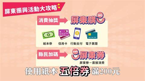 不只台南 屏東購加碼也能抽輕豪宅 價值850萬元