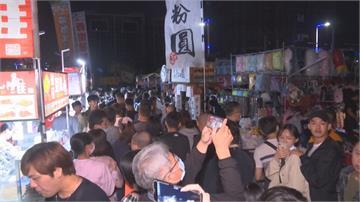 台中總站夜市跳電怪台電遭打臉「無營業許可違規營業」