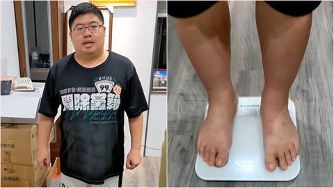 蔡易餘宣布成功保住民進黨籍 曝3個月瘦10.5公斤!
