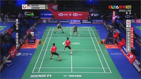 丹麥羽球公開賽 「麟洋配」32強對戰大馬新組合 東奧奪金後第二個賽事
