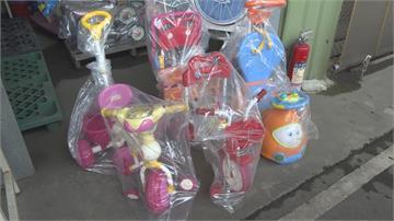 少子化!彰化回收玩具 「學步車」數量最多