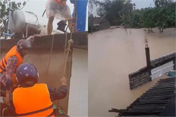 快新聞/越南中部嚴重水患 我國捐助40萬美元賑濟協助災後重建