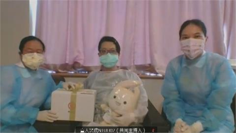 懷孕護理師救確診者染疫 急剖腹母子均安今解隔離