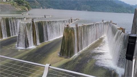 颱風「圓規」襲台降大雨!12水庫「蓄水率逾90%」這3座全滿
