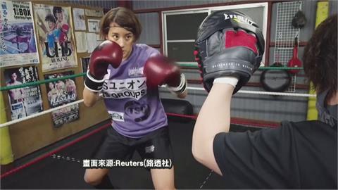 日本護理師拳手東奧夢碎!資格賽因疫情取消 津端亞里沙遙望巴黎奧運