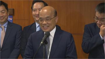 快新聞/國民黨立委擬繼續杯葛施政報告 蘇貞昌:很無厘頭
