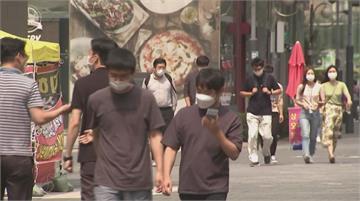 南韓單日新增百例 首爾令全民戴口罩