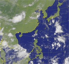 快新聞/颱風即將微解封!下周西南風發威 恐一次生成3颱