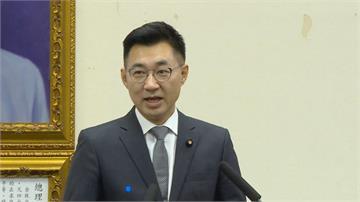 快新聞/江啟臣稱中國是台灣主要威脅 趙少康:是因蔡政府仇中