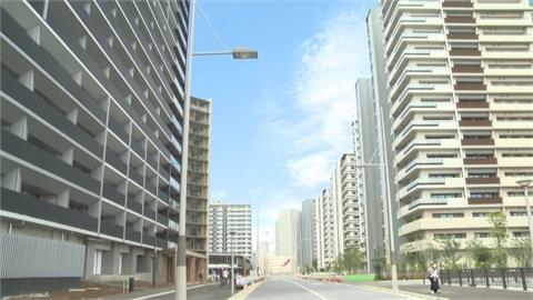 東奧選手村首度開放 臨海視野佳3800房間供1萬8000人住