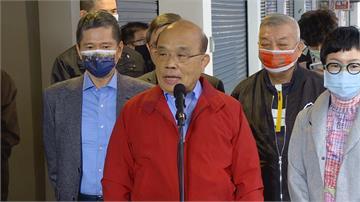 快新聞/「政府標含萊劑會遭貿易報復」 蘇貞昌:對台灣最有利、人民最安全是唯二的原則