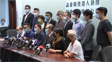 香港立法會選舉延後一年泛民派將失否決權