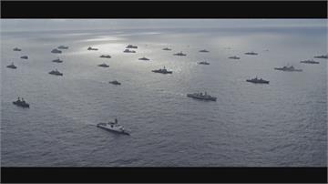 美、中瀕臨開戰?夏立言:應節制  環太平洋軍演登場 中爆假雷美秀肌肉