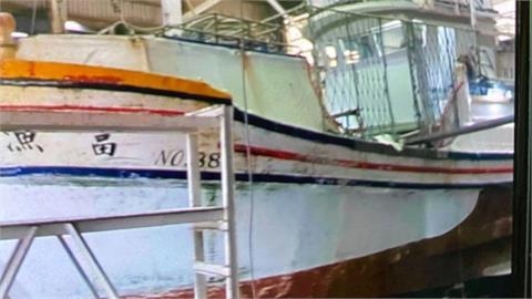 出海捕蟹火燒船!9漁工獲救 船長與弟仍失聯