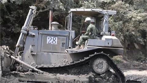 水位下降趕工清淤 水利署請國軍進駐水庫