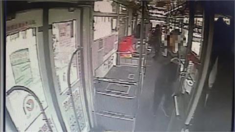 「我帽子不見」醉漢鬧公車 竟想攻擊司機、乘客