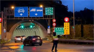 春節連假首日!國道「5地雷路段」恐塞爆 初三、初四車流量最大