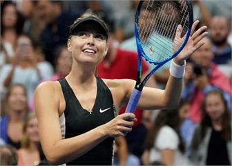莎拉波娃19年職涯歷經波折...重返球場仍不敵手傷引退