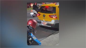 女子搭小黃遭騷擾 運將伸鹹豬手大腿被摸制止無效 下車後急報警