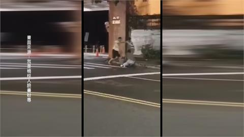 慶生變調 移工酒後口角街頭亂鬥 1人遭刺傷