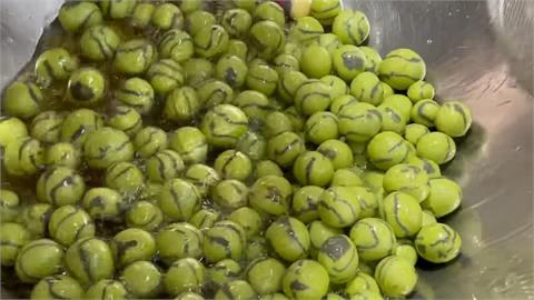 製作「西瓜地瓜球」吸全球百萬人搶看!網讚療癒畫面:台灣人是吃的奇才